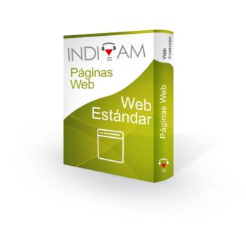 Páginas Web → Web Estándar